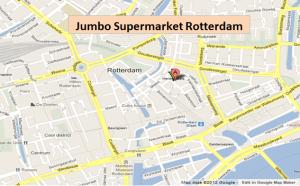Jumbo in Rotterdam