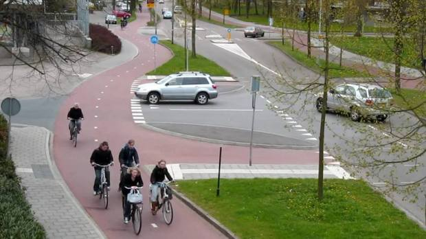 NL bike lane
